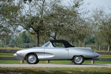 @1957 Fiat-Stanguellini 1200 Spider America Bertone - 5