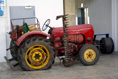 @Porsche-Lager - Traktoren - ©pru - 6