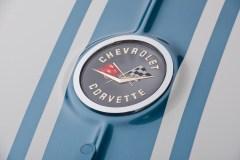 @1962 Chevrolet Corvette Gulf Oil Race Car - 6