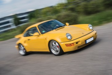 @1993 Porsche 911 Turbo S Lightweight-9031 - 19