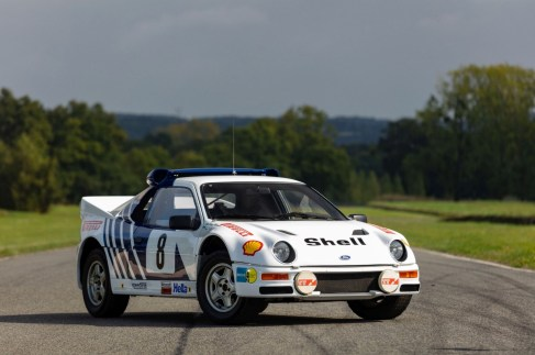 @Ford RS200 - 1