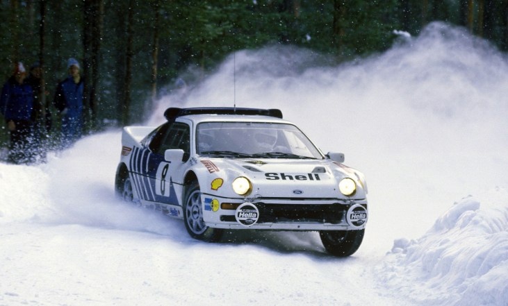 @Ford RS200 - 9