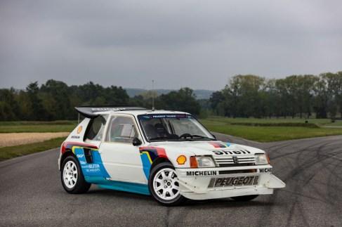@Peugeot 205 Turbo 16 Evo 2 - 1