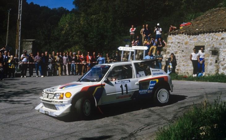 @Peugeot 205 Turbo 16 Evo 2 - 9