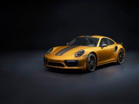 @Porsche 911 Turbo S Exclusive Series - 1