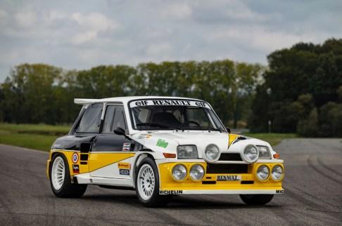 @Renault 5 Maxi Turbo - 1
