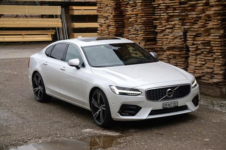 @Volvo S90 Test - 3