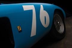 1955 Ferrari 121 LM Spider Scaglietti - 18