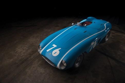 1955 Ferrari 121 LM Spider Scaglietti - 25