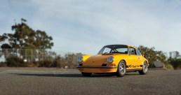 @1973 Porsche 911 Carrera RS 2.7 Touring-9113601018 - 4