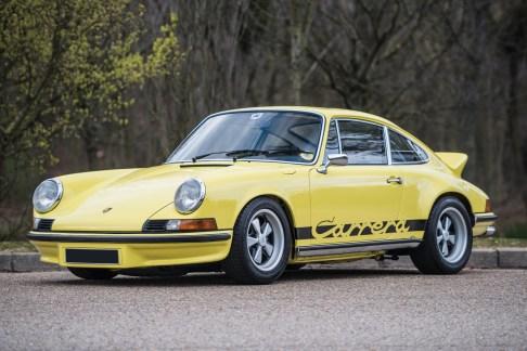 @1973 Porsche 911 Carrera RS 2.7 Touring-9113601046 - 4