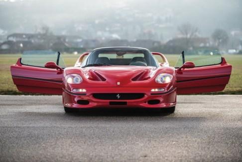 @1997 Ferrari F50 - 30