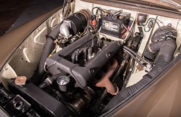 1953 Alfa Romeo 1900 Berlina 9
