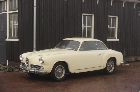 1953 Alfa Romeo 1900C Series 1 Sprint Coupé 1
