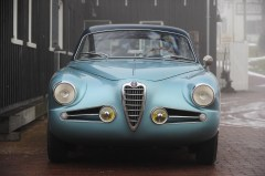 1954 Alfa Romeo 1900C Series 2 Sprint Coupé 8