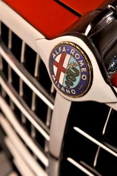 1958 ALFA ROMEO 1900 GHIA AIGLE Boat Car 5