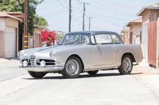 1959 ALFA ROMEO 1900C SUPER SPRINT COUPE-ghia-aigle 1