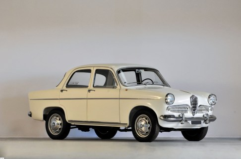 1959 Alfa Romeo Giulietta Ti berline Série 1 1