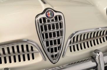 1959 Alfa Romeo Giulietta Ti berline Série 1 18