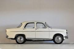 1959 Alfa Romeo Giulietta Ti berline Série 1 2