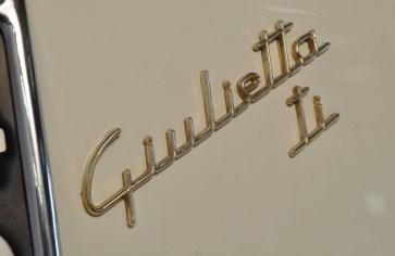 1959 Alfa Romeo Giulietta Ti berline Série 1 20