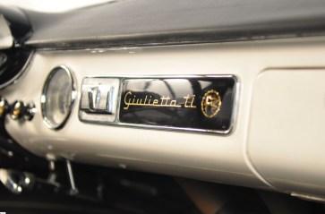 1959 Alfa Romeo Giulietta Ti berline Série 1 8