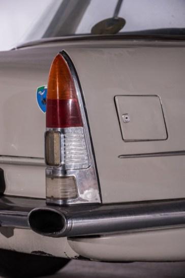 1960 Alfa Romeo 2000 Berlina 18