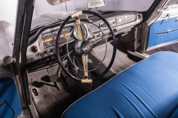 1960 Alfa Romeo 2000 Berlina 7