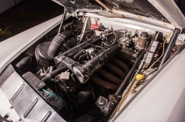 1960 Alfa Romeo 2000 Berlina 9