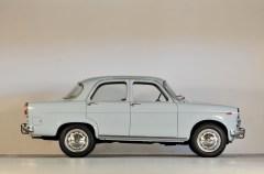1961 Alfa Romeo Giulietta Ti berline Série 2 2