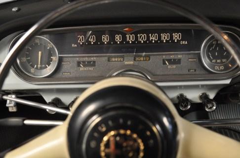 1961 Alfa Romeo Giulietta Ti berline Série 2 6