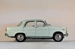 1963 Alfa Romeo Giulietta Ti berline Série 3 2