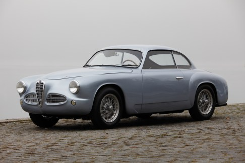 @1952 Alfa Romeo 1900C Sprint by Touring - 1