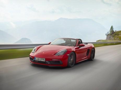 @Porsche 718 GTS - 1