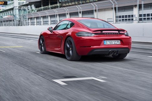 @Porsche 718 GTS - 6