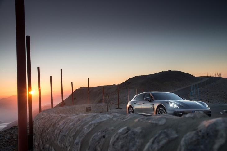 @Porsche Panamera Sport Turismo - 20