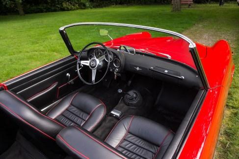 Alfa Romeo 2000 spider touring 6