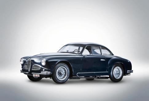 1953 Alfa Romeo 1900 Corto Gara Stradale 1