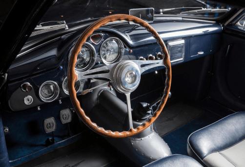 1953 Alfa Romeo 1900 Corto Gara Stradale 6
