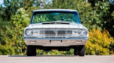 1965 Dodge Coronet W051 Lightweight 10