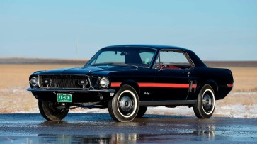 1968 Ford Mustang High Country Special 1
