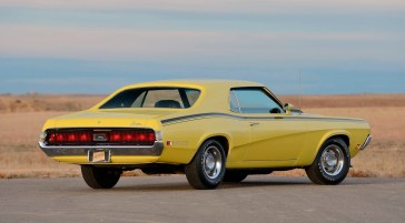 1970 Mercury Cougar Boss 302 Eliminator 15