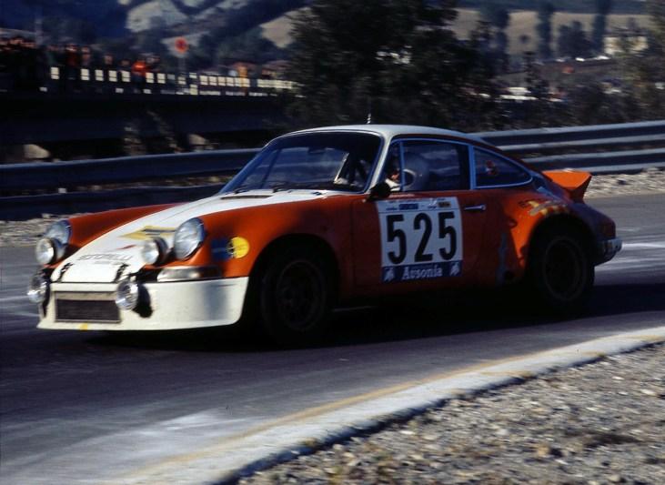 1973 Porsche Carrera RSR 2.8 22