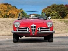 @1957 Alfa Romeo Giulietta Spider - 2