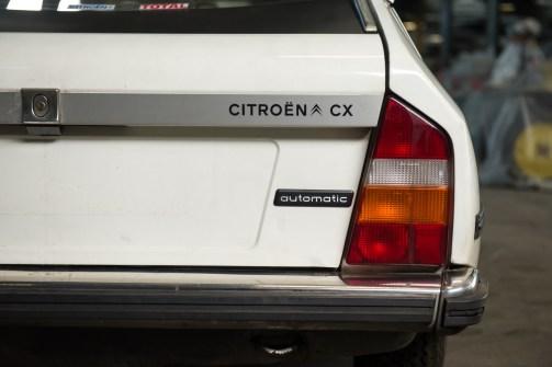 @1980 Citroen CX - 8
