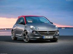 Opel Adam, GM-SCCS (Small Common Component Systems, JV mit Fiat, dort: MiTo, Qubo, Grande Punto, etc.)