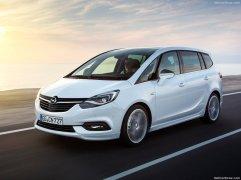 Opel Zafira Tourer, GM Delta II (wandert ab in PSA-Werk Sochaux)