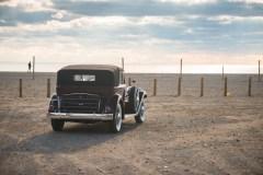@1932 Packard Twin Six Individual Custom Convertible Sedan by Dietrich - 2