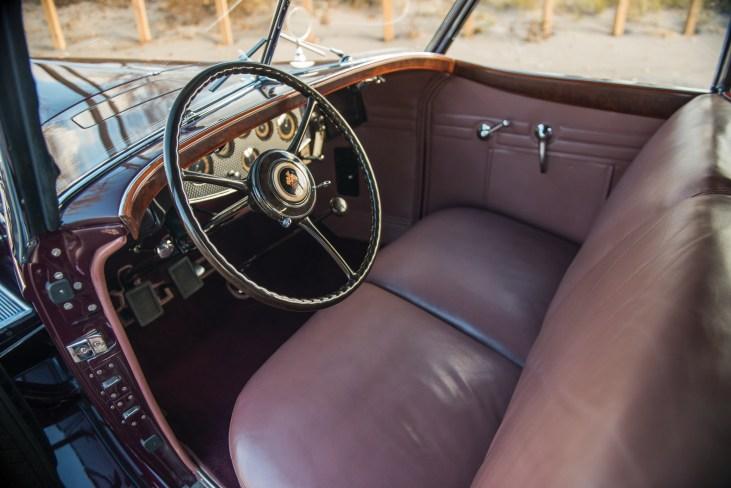 @1932 Packard Twin Six Individual Custom Convertible Sedan by Dietrich - 6