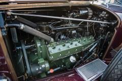 @1932 Packard Twin Six Individual Custom Convertible Sedan by Dietrich - 8